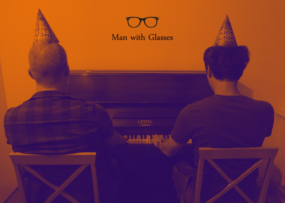 Man With Glasses Answer My Proust Questionnaire
