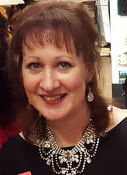 Catherine Hokin, novelist