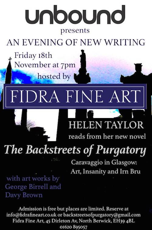 Unbound at Fidra Fine Art