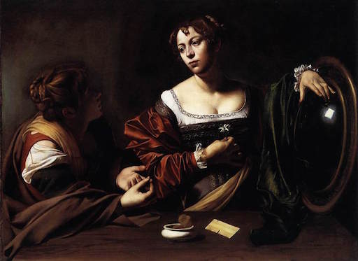 Fillide Melandroni: Caravaggio's crooked-fingered courtesan