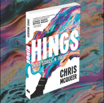 Hings. Short stories ' that by Chris McQueer