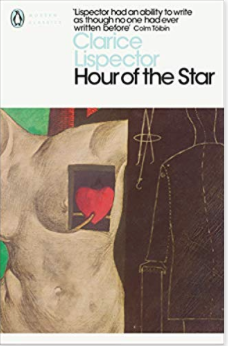 Cover of The Hour of The Star by Clarice Lispector