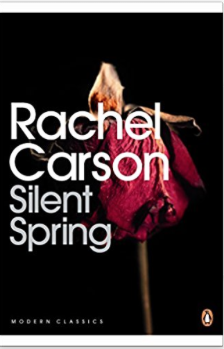 Cover of Silent Spring by Rachel Carson