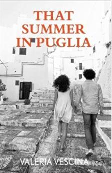Cover of That Summer in Puglia by Valeria Vescina