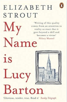 Cover of My Name is Lucy Barton by Elizabeth Strout